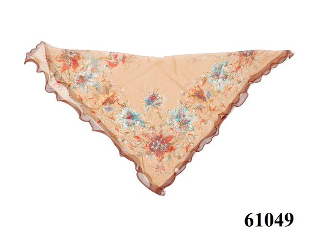Нежный шейный платок 60*60  (61049) 4
