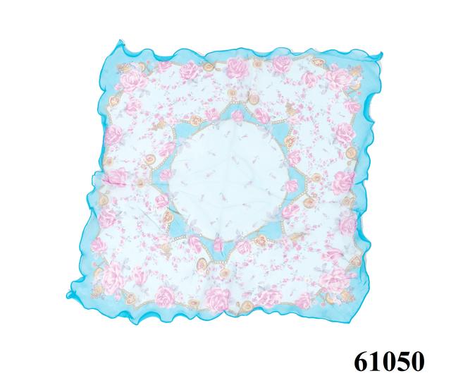 Нежный шейный платок 60*60  (61050) 3