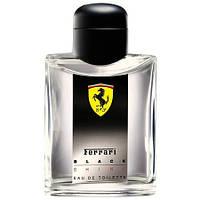 Ferrari Black Shine edt 125 ml. m оригинал Тестер