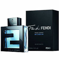Fan di Fendi Pour Homme Acqua edt 100 ml. m.оригинал