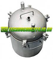 Автоклав полуавтомат для домашнего консервирования Николаев (1л-10шт, 0,5л-12шт)