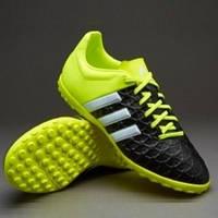 Детская футбольная обувь (многошиповки) Adidas X15.4 TF Junior, фото 1