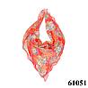 Нежный шейный платок 60*60  (61051)