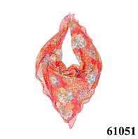 Купить нежный шейный платок 60*60  (61051)