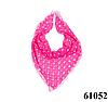 Нежный шейный платок 60*60  (61052)