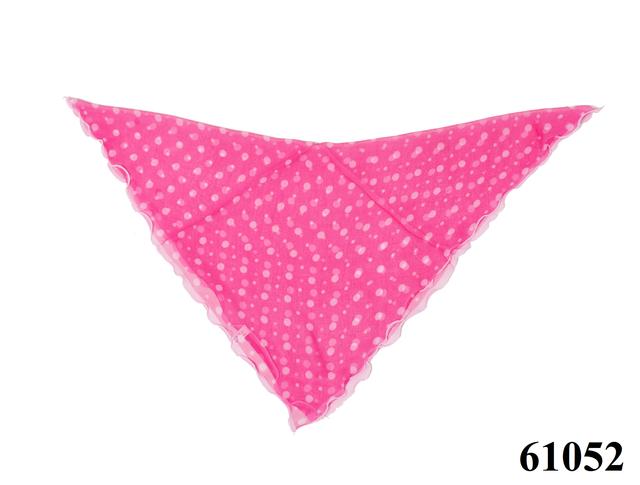 Нежный шейный платок 60*60  (61052) 4