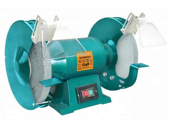 Точильный станок Sturm 250 мм, 800 Вт BG60251, фото 2