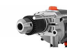 Дрель ударная Энергомаш 750 Вт ДУ-2175А, фото 3