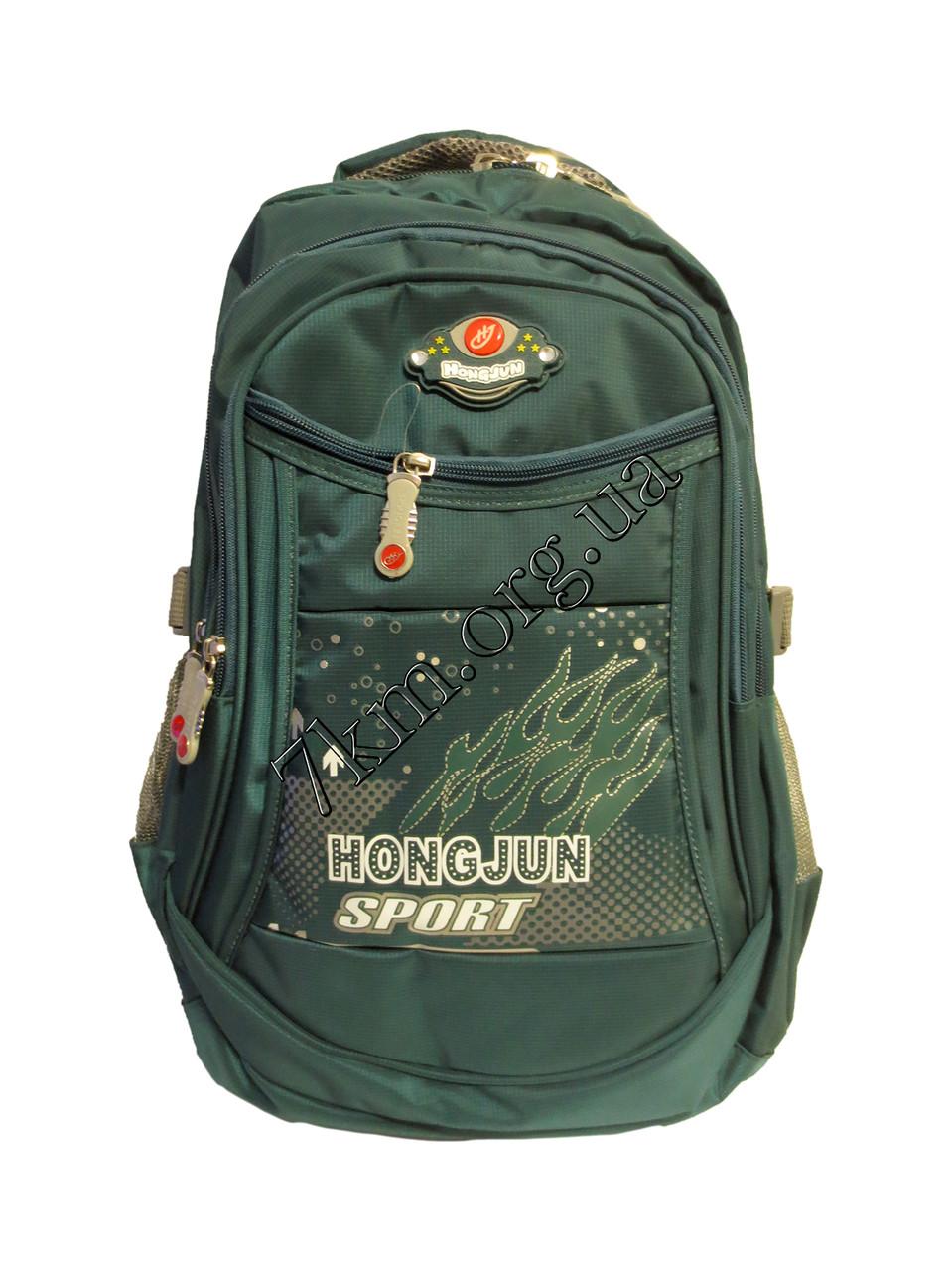 Школьный рюкзак для мальчиков HongJun CR 9919 (47х30см.)