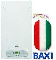 Газовый котел Baxi Fourtech 24 i двухконтурный, дымоходный
