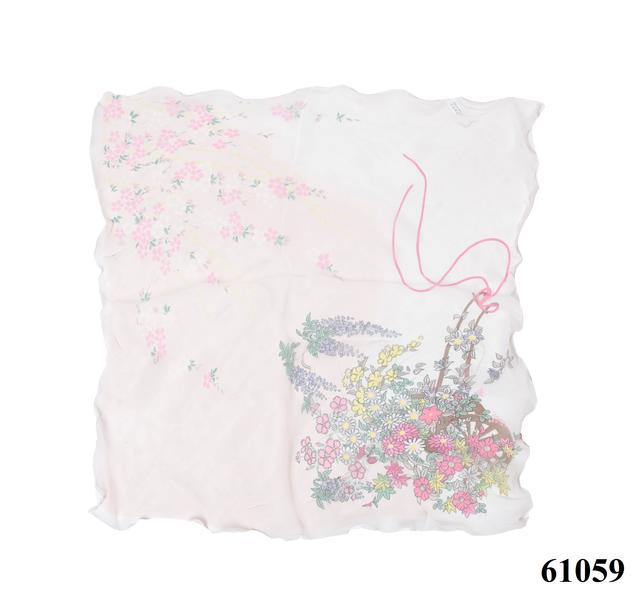 Нежный шейный платок 60*60  (61059) 3