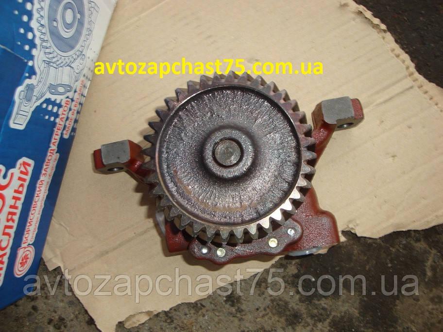 Насос масляный МТЗ, Д 243  Z=36 (Борисовский завод агрегатов, Беларусь)