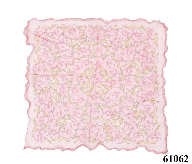 Нежный шейный платок 60*60  (61062) 3