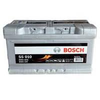 Автомобильный аккумулятор Bosch 6CT-85 S5 Silver Plus (S5010)