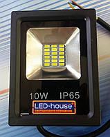 LED прожектор smd 10w Roilux ip65, фото 1