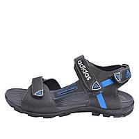 Летняя кожаная модель босоножек Adidas-AM-ЧМ