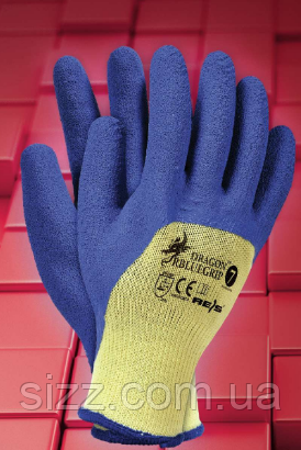 Перчатки защитные RBLUEGRIP, фото 1