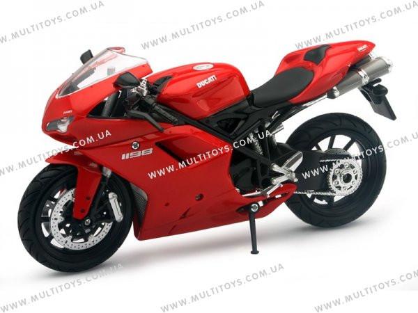 N.R.Мотоцикл сборка (1:12) DUCATI 1198(57145A) - ИГРОДОМ в Днепре