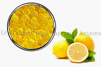 Желейные шарики Жёлтые 9/10 мм - 1 кг