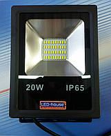 Светодиодный прожектор Roilux 20w SMD IP67, фото 1