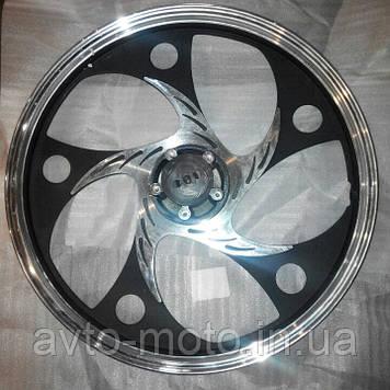 Диск передний 1,4-17 Вайпер Актив под дисковый тормоз (стрела круг)