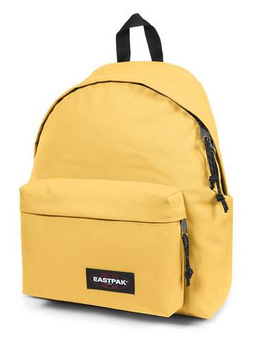Замечательный рюкзак 24 л. Padded Pak'R Eastpak EK62006K желтый