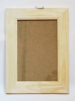 Рамка со стеклом, 15 х 20 см, ширина рамки 5 см