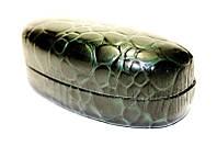 Футляр для очков 0028 SM 01943, футляр для хранения очков из крокодиловой эко-кожи