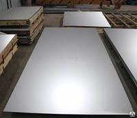 Лист стальной холоднокатаный  5х1250х2500 мм