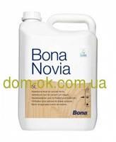 NOVIA – полиуретановый водный паркетный лак 5л.  Полумат 10л.