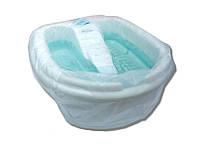 Чехол на педикюрную ванночку 100 шт.с резинкой RIO*