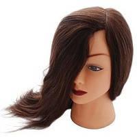 Болванка 60-65 см. вишневая искусственные волосы NEW YRE