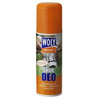 Дезодорант для обуви Woly Sport SHOE DEO 125 ml