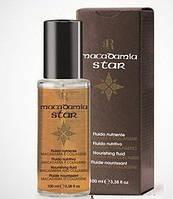 Флюид для волос с маслом макадамии и коллагеном,30 мл.RLINE