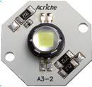 Требования к тепловому режиму, практические возможности его оптимизации в конструкциях световых приборов на светодиодах.