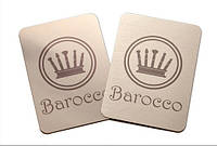 Палитра для смешивания легкий металл Barocco PM02
