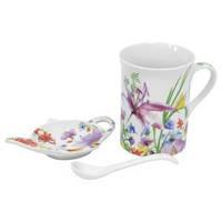 Набор для чая Полевые цветы 3 предмета KERAMIA