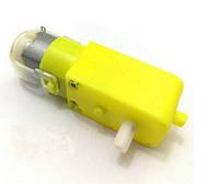Микро мотор с редуктором. 3-6V для конструктора
