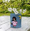 Подарок на день рождения 8 марта Декор чашки полимерной глиной