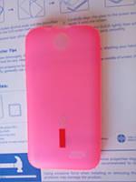 Силиконовый чехол для HTC Desire 310 +плёнка