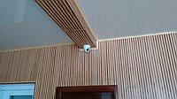 Установка 4 внутренних видеокамер.