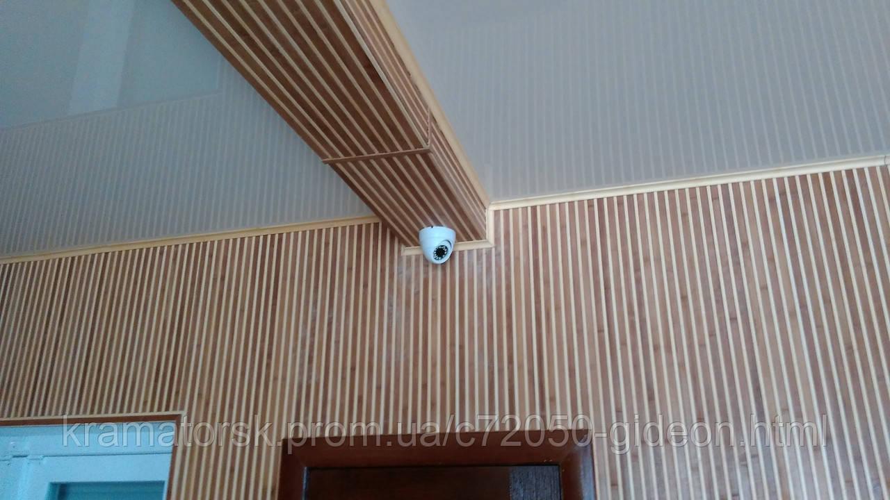Установка 4 внутренних видеокамер. - Гидеон в Краматорске