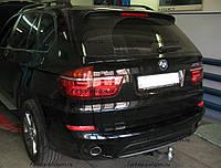 Быстросъемный фаркоп BMW X5 E70 с 2006 г.; с 2011 г.