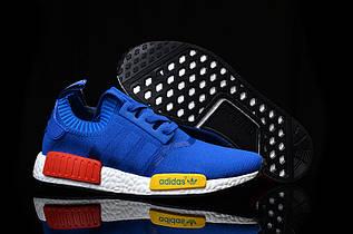 Кроссовки мужские Adidas NMD Runner Primeknit / ADM-865 (Реплика)