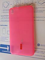 Силиконовый чехол для HTC Desire 816 +плёнка