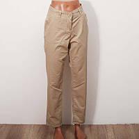 Стильные брюки песочного цвета
