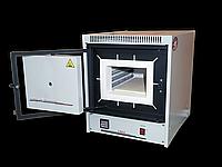 Муфельная лабораторная печь СНОЛ - 8,2/1100 (микропроц./волокно)