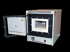 Муфельная лабораторная печь СНОЛ - 8,2/1100 (аналоговый/волокно)