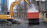 Механическая уборка мусора с территории