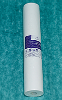 Белая простынь одноразовая в рулоне (спандбонд) перфорированная Monaco Style 0,6 м (100 шт.), пл 20